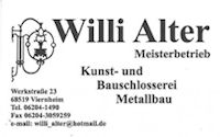 Willi Alter